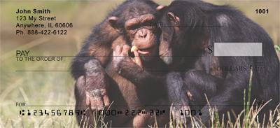 Chimp Couple