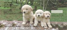 Golden Puppy Pals