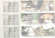 Veterinarian Payroll Designer Business Checks