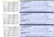 Blue Marble Payroll Business Checks