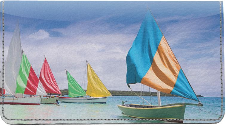 colorful sailboats checks  colorful sailboats personal checks