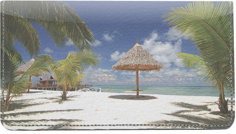 Tropical Beaches Checks, Tropical Beaches Personal Checks