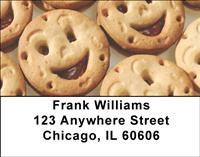 Fun Food Address Labels