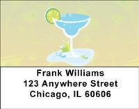 Margarita Time Address Labels