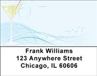 Martini Hour Address Labels