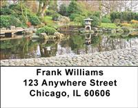 Zen Garden Address Labels