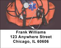 Paramedics to the Rescue Address Labels