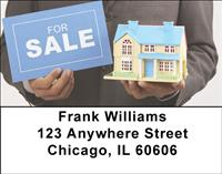 Real Estate Agents Address Labels