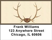 Hunting Trophies Address Labels
