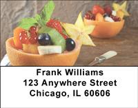 Fruit Salad Address Labels