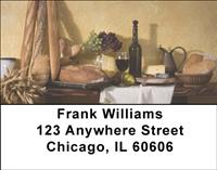 Baked Goods Address Labels