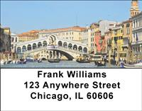 Venice Address Labels