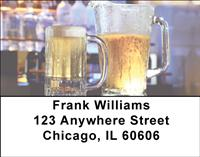 Beer Address Labels