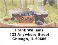 Wine Address Labels