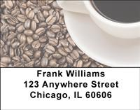 Coffee Address Labels