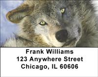 Wolves Address Labels