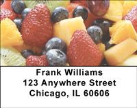 Fruit Variety Address Labels