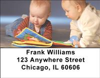Baby Wonders Address Labels