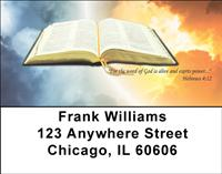 Holy Bible Address Labels