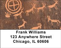 Petroglyphs Address Labels