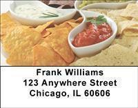 Mexican Foods Address Labels