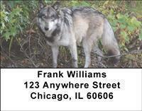 Grey Wolves Address Labels