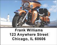 American Choppers Address Labels