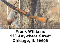 Hunting Rifles Address Labels