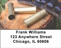 Hunting Ammo Address Labels