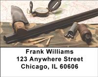 Hunting Gear Address Labels
