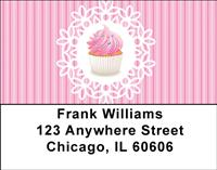 Yummy Cupcakes Address Labels