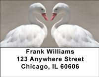 Duck Love Address Labels
