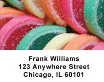 Candy! Address Labels