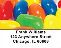 Jelly Beans Address Labels