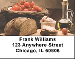 Old Country Cookin' Address Labels